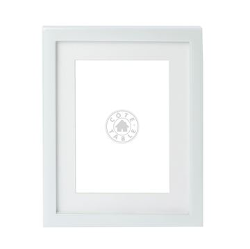 Picture of White Large Frame