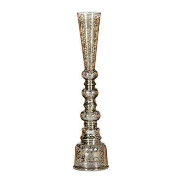 Resim Gümüş Vazo 90 cm