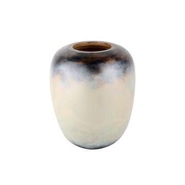 Picture of Wooden Cylinder Vase 23cm