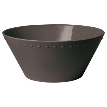 Picture of Caravane Grey Salad Bowl 25cm