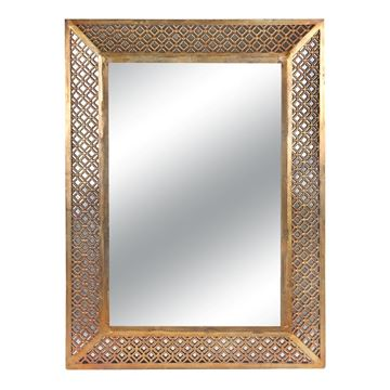 Picture of Rambagh Metal Mirror