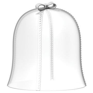 Picture of Bell Q:22,5 cm  -White