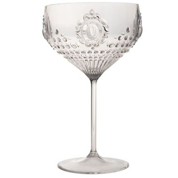 Picture of Set of 6 Cocktail Glass Clear