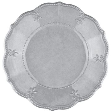 Picture of Set of 6 Soup Plate - Grey