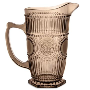 Picture of Pitcher Arabesque Wood