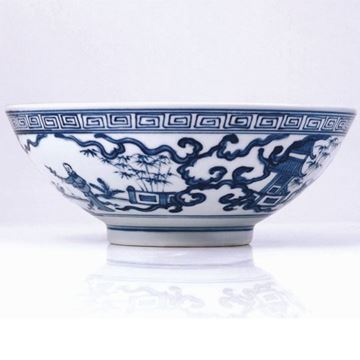 Picture of Kraak Deep Decor Bowl