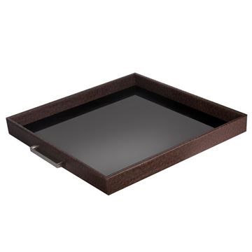 Picture of Leather Tray 53 cm