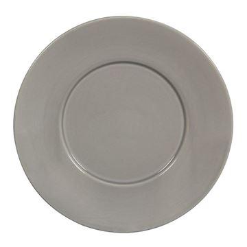 Resim Intemporel Gri Yemek Tabağı 6lı Set 27cm