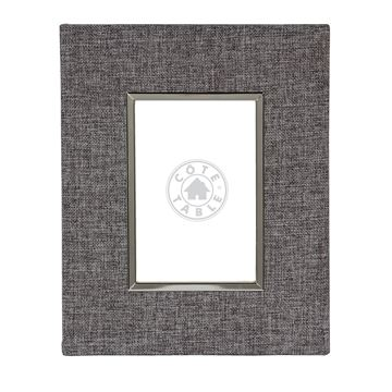 Picture of Cushion Grey Frame