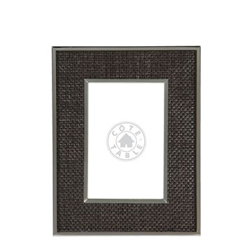 Picture of Cushion Black Frame