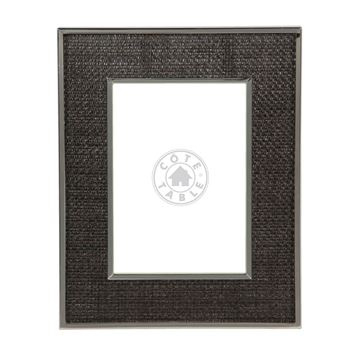 Picture of Cushion Black Frame 18cm