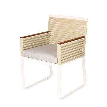 Resim Ringge Yemek Sandalyesi Taupe
