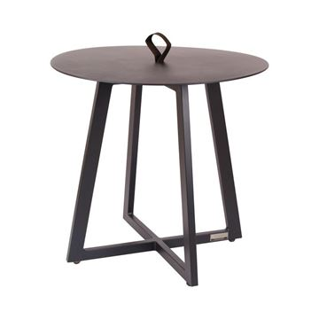 Picture of Blade Side Table Black