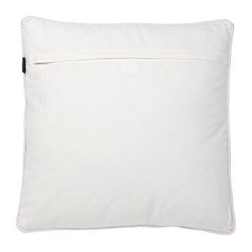 Resim Yastık Bej Beyaz 50x50 cm