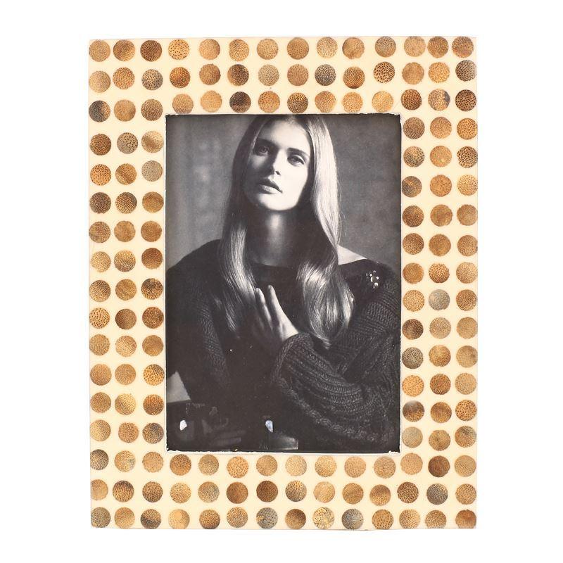 Bone Frame 10x15 cm. Cumba Selection;Mobilya,Dekorasyon,Aydınlatma ...