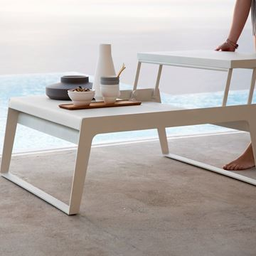 Picture of Chill-Out White Coffee Table