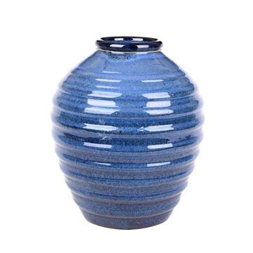 Resim Mavi Renk Vazo