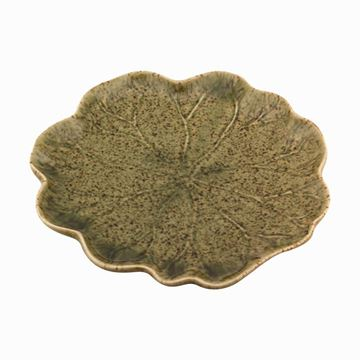 Picture of  Lotus Flower Decorative Plate