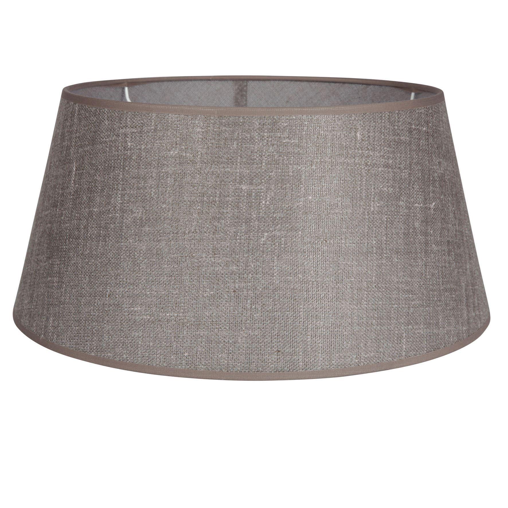 Taupe Lampshade Q 40 Cm Cumba Selection Mobilya Dekorasyon