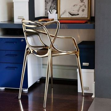 Picture of Masters  Chair Gold