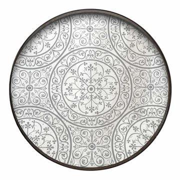 Resim Tepsi Moroccan Frost Q:61 cm
