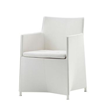 Picture of Diamond White Dining Chair