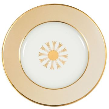 Picture of Dinner Plate Capuccino Q:22 cm
