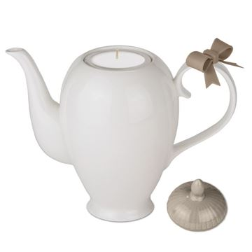 Picture of Teapot Candle Coffee Scented