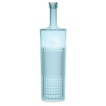 Resim Su Şişesi Mavi