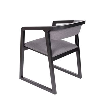 Resim Ming Sandalye Füme