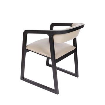 Resim Ming Sandalye Açık Kahve