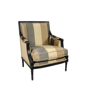 Picture of Bergere Black-Brown