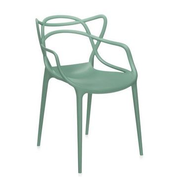 Picture of Masters  Chair Green