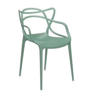 Resim Masters Sandalye Yeşil