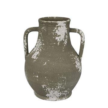 Resim Vazo H:35 cm