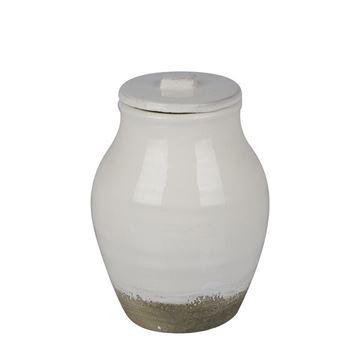 Resim Vazo H:27 cm