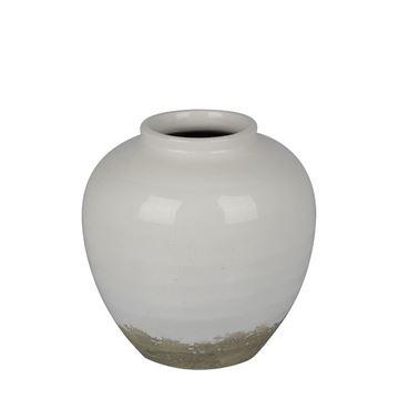 Resim Vazo Bej 29,5 cm