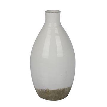 Resim Vazo Bej Eskitmeli 35 cm