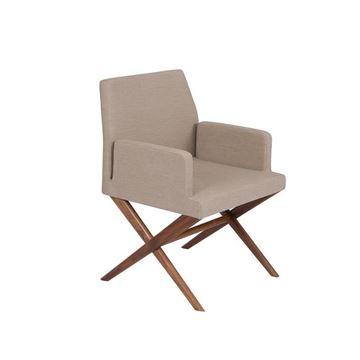 Resim Odeon Kollu Yemek Sandalyesi 57 cm