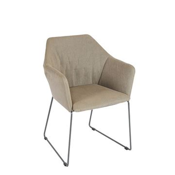 Picture of New York Chair Grey-Brown