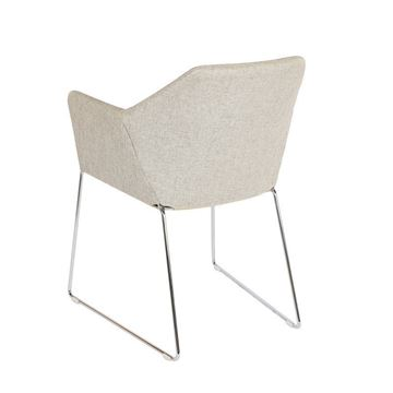 Picture of New York Chair Beige-Brown