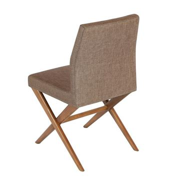 Picture of Odeon Dinner Chair Dark Brown