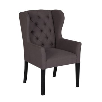 Picture of Grey Armchair 58 cm