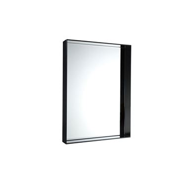 Picture of Only Me Mirror Shiny Black H:70 cm