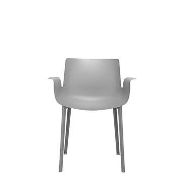 Resim Piuma Sandalye Gri