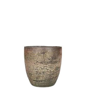 Resim Mumluk Pembe H: 11 cm
