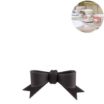 Picture of Cup Accessory Ribbon Light Black