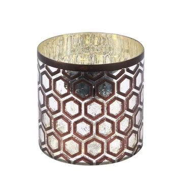 Picture of Geometric Pattern Lantern