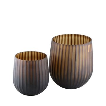 Picture of Vase Striped 16 cm