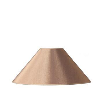 Resim Bronz/Altin Abajur Şapkası H:26 cm